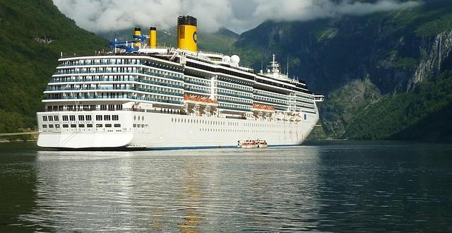 Kreuzfahrten auf hoher See
