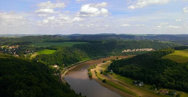 Urlaub in Sachsen
